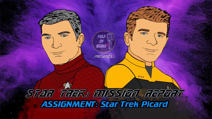 Star Trek - Mission Report Art 7